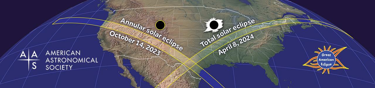 2023 & 2024 Solar Eclipses Across America
