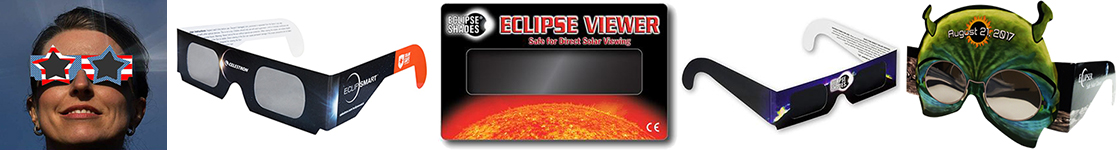 Eclipse Glasses and Viewers