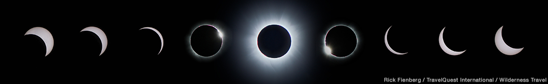 Total Solar Eclipse 2013