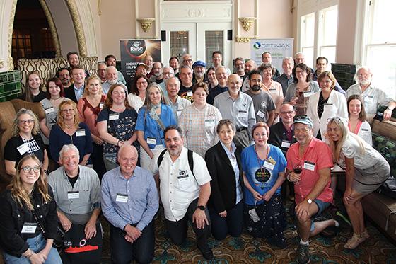 Workshop Reception Group Photo