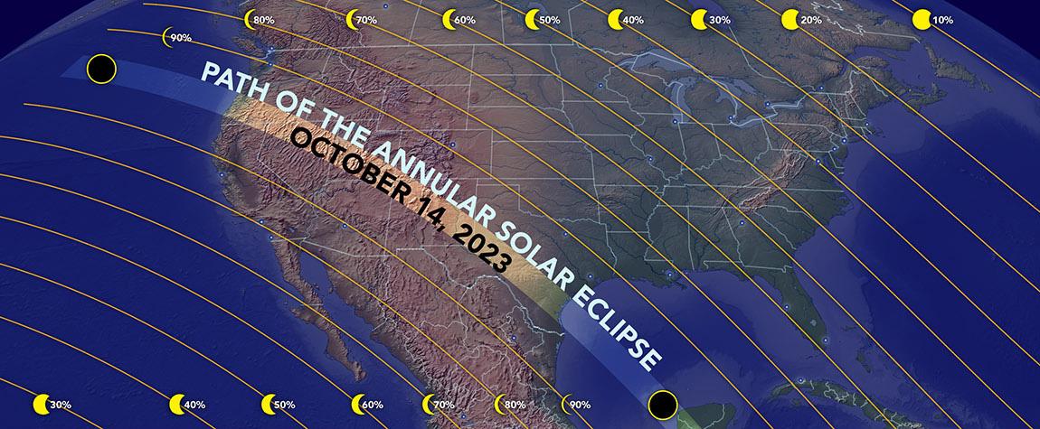 Eclipse Across America 2023